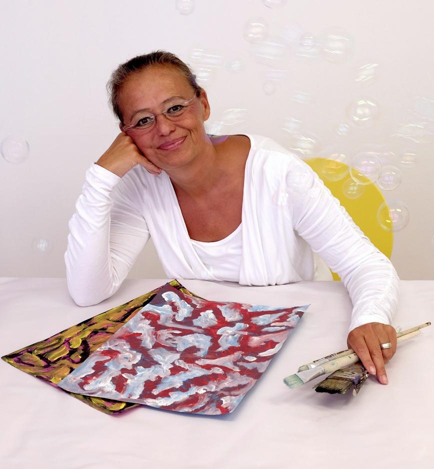 Portrait Christiane Robens-Soehn